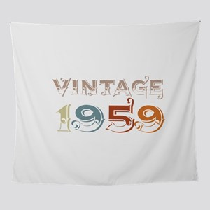 60th Birthday Celebration Gift 1959 Wall Tapestry