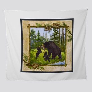 Best Seller Bear Wall Tapestry