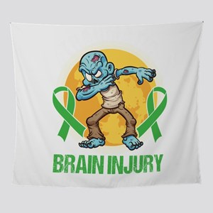 Brain Tumor Awareness Brain Surgery Wall Tapestry
