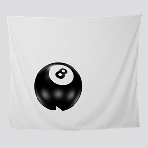 Aim Shoot Swear Billiards Gift for P Wall Tapestry