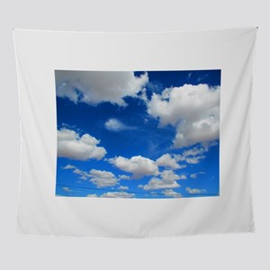 Cloudy Sky Wall Tapestry