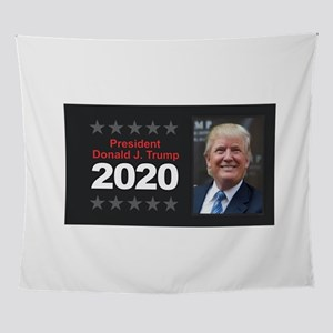 President Trump 2020 Wall Tapestry