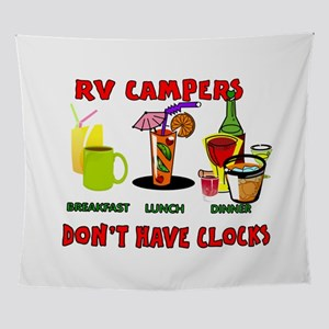 RV CAMPERS Wall Tapestry