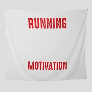 Running Sometimes We All Need A Litt Wall Tapestry