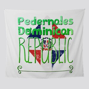 Pedernales Dominican Republic Wall Tapestry
