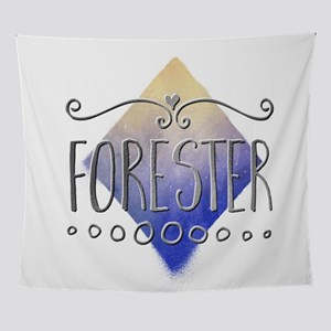 Forester Wall Tapestry