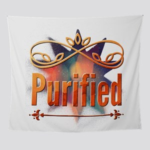 Purified Wall Tapestry
