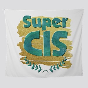 Super CIS Wall Tapestry