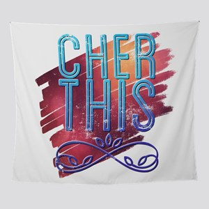 Cher This Wall Tapestry