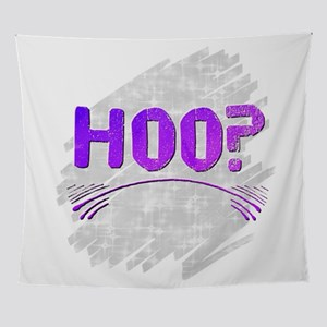 Hoo? Wall Tapestry
