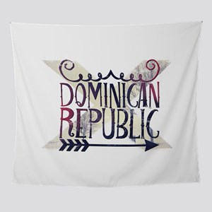 Dominican Republic Wall Tapestry