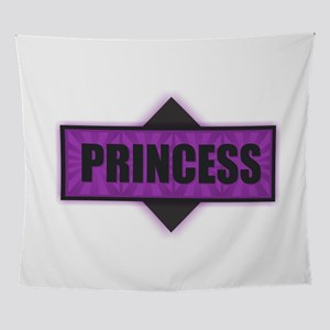 Princess Design Wall Tapestry