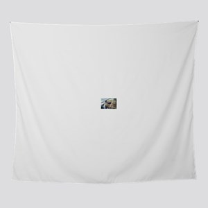 Driving Cat Wall Tapestry