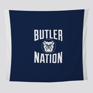 Butler Bulldogs Nation Wall Tapestry