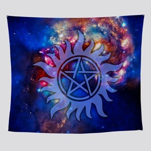 Supernatural Cosmos Wall Tapestry