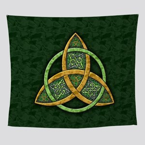Celtic Trinity Knot Wall Tapestry