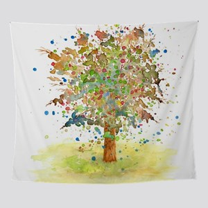 Landscape 466 Tree Wall Tapestry