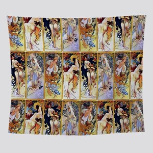 The Four Seasons Wall Tapestry