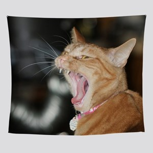 Yawn Wall Tapestry