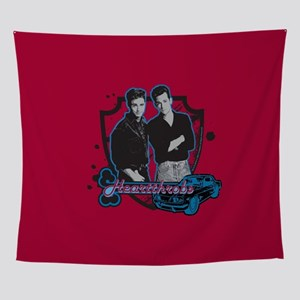 90210 Heartthrobs Wall Tapestry