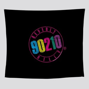 Beverly Hills 90210 Logo Wall Tapestry