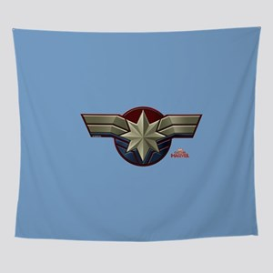 Captain Marvel Wall Tapestry