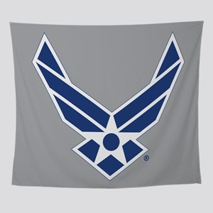 Air Force Symbol Wall Tapestry