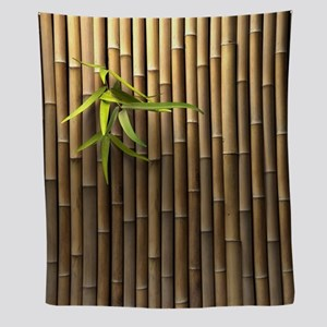 Bamboo Wall Tapestry