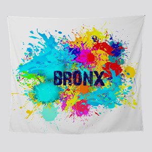BRONX BURST Wall Tapestry