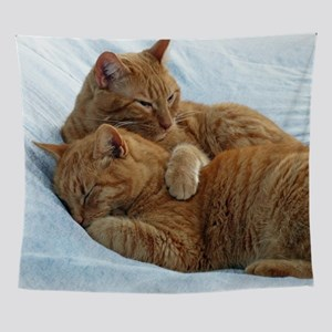 Brotherly Love Wall Tapestry