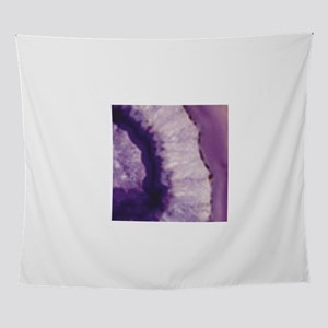layer of purple goodness Wall Tapestry