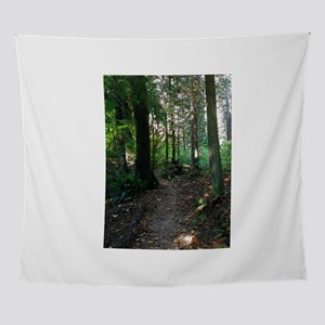 The Dark Path Wall Tapestry
