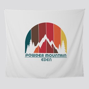 Powder Mountain - Eden - Utah Wall Tapestry