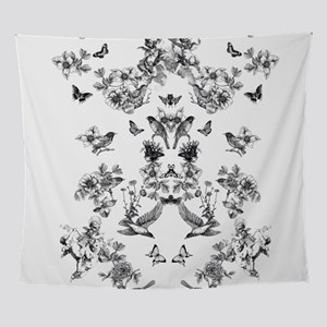 "Brix Bailey ""Birds and Bees&quo Wall Tapestry"