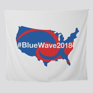 BlueWave2018 Wall Tapestry