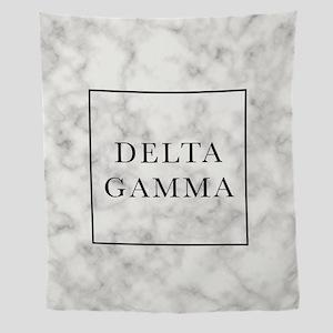 delta gamma marble Wall Tapestry