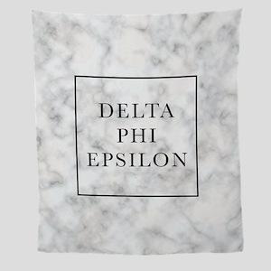 Delta Phi Epsilon Marble Wall Tapestry