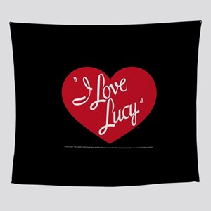 I Love Lucy: Logo FB Wall Tapestry