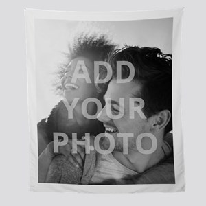 Add Your Photo Wall Tapestry