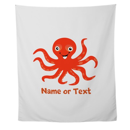 Cute Octopus Personalized