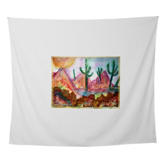 Desert! Southwest art!
