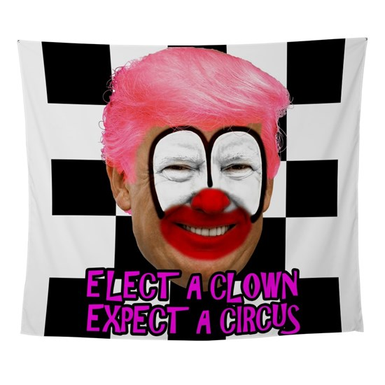 Trump Clown series 1