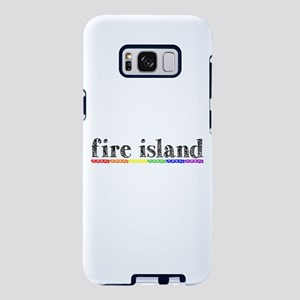 Fire Island Samsung Galaxy S8 Plus Case