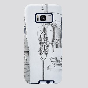 Mining steam engine, 1 Samsung Galaxy S8 Plus Case
