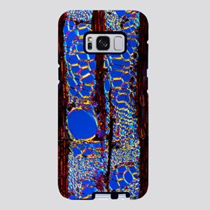 Elm stem, light microg Samsung Galaxy S8 Plus Case