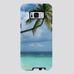 Tropical beach Samsung Galaxy S8 Plus Case