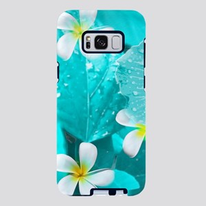 Blue Hawaii Samsung Galaxy S8 Plus Case