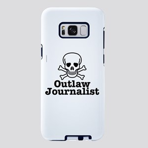 Outlaw Journalist Samsung Galaxy S8 Plus Case
