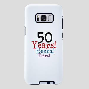 50 Years Beers Tears Samsung Galaxy S8 Plus Case