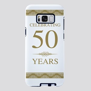 50th Wedding Anniversa Samsung Galaxy S8 Plus Case